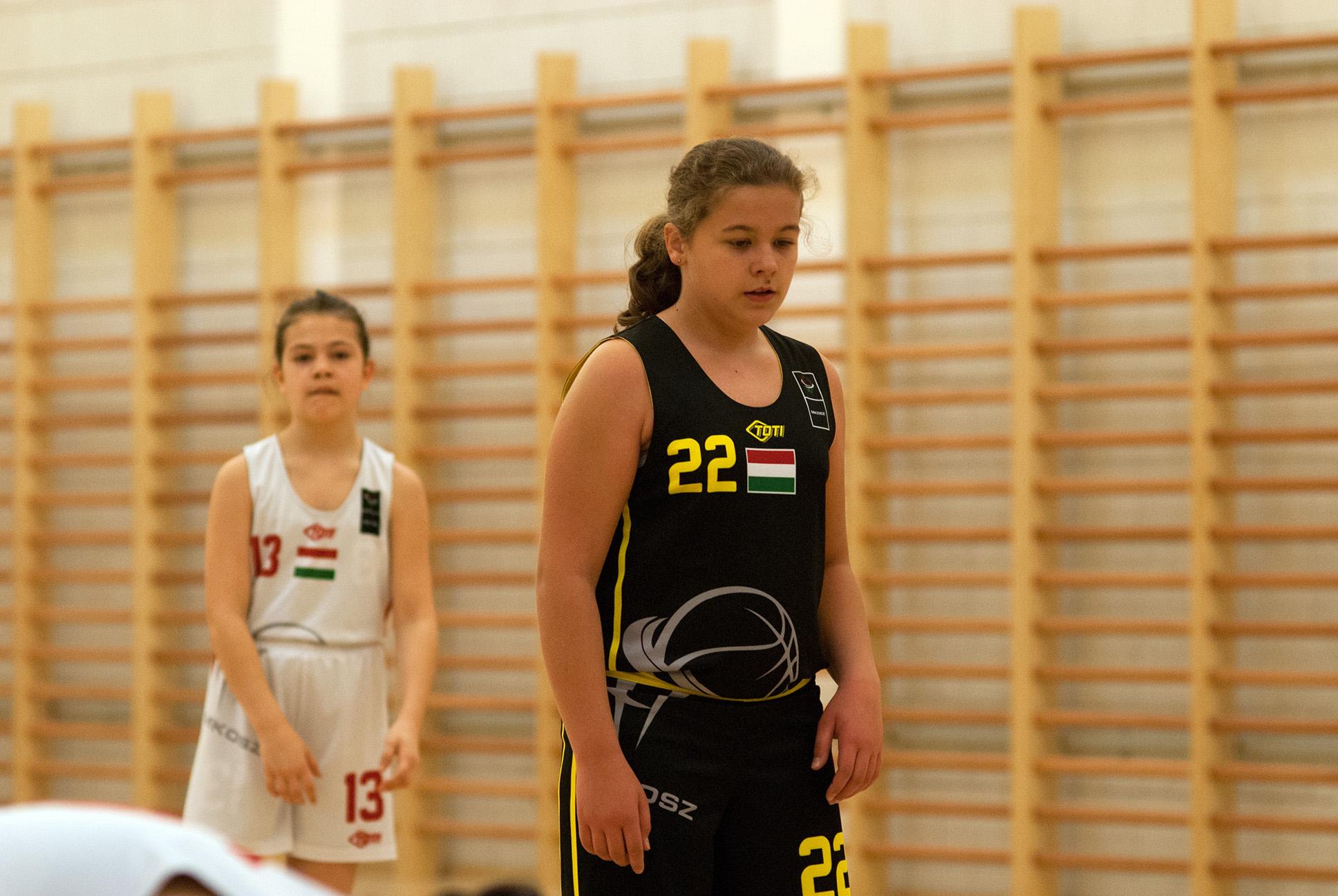 U12 kosárlabda szakosztály