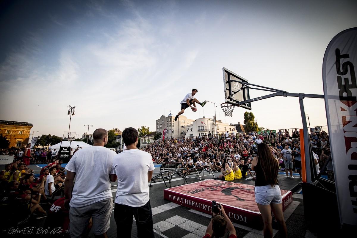 Akrobatikus kosárlabda