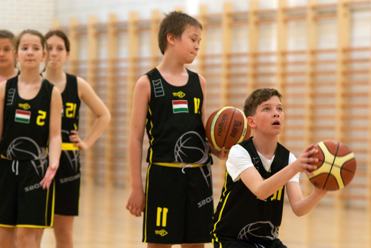 Kosárlabda szakosztály