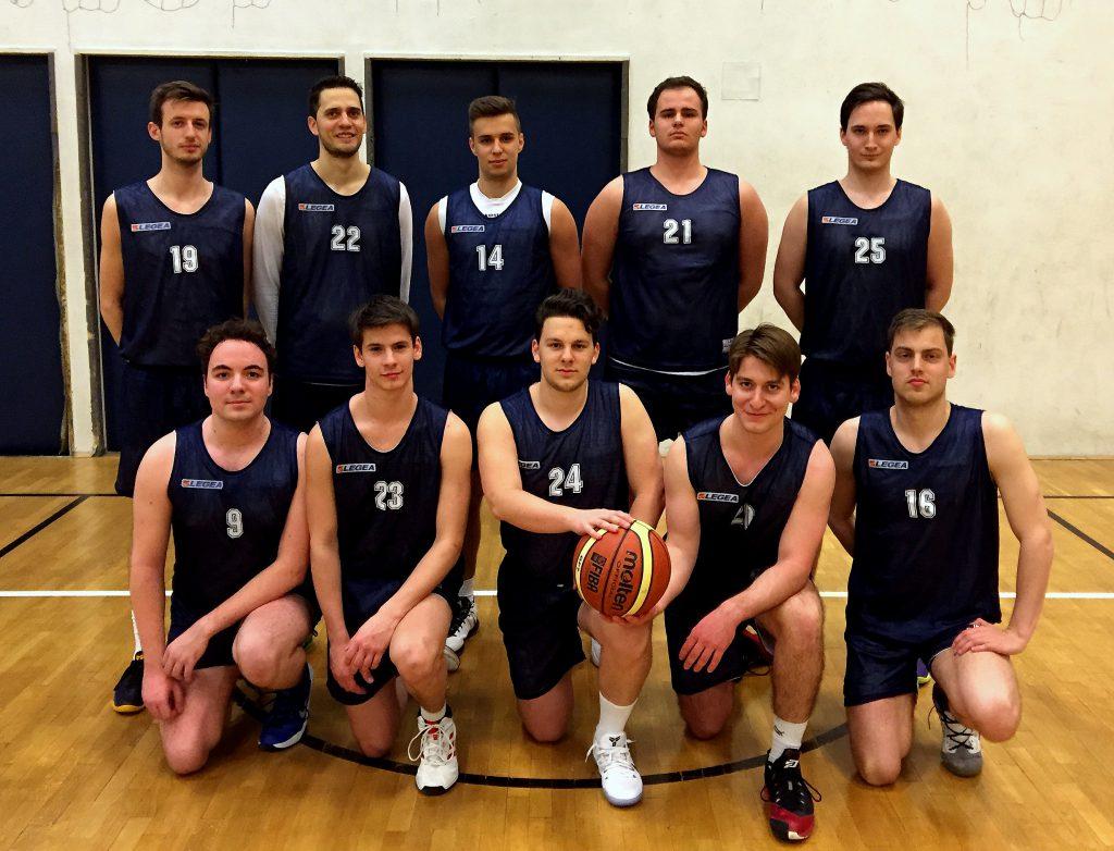 SZSE/B kosárlabda csapat